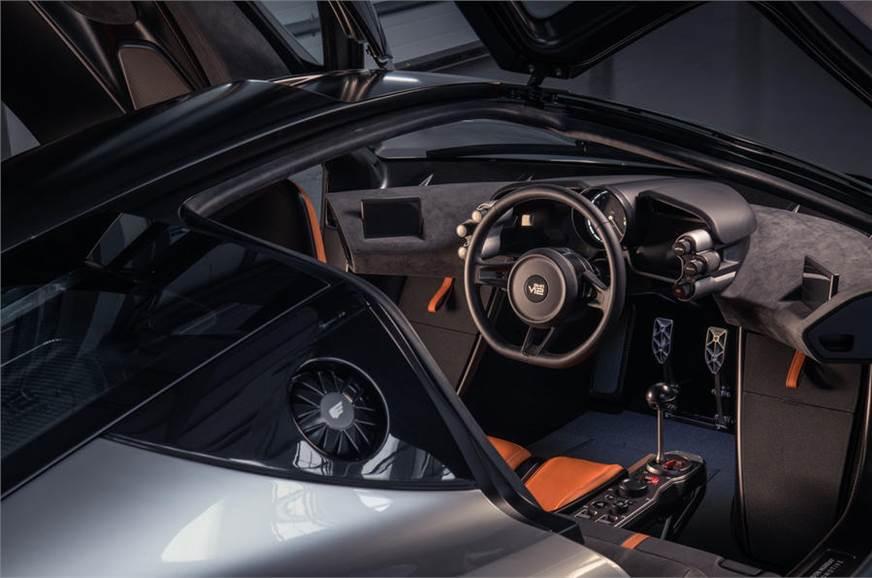 20200805064631 Gordon Murray t50 interior 1 Gordon Murray Automotive T50 supercar breaks cover