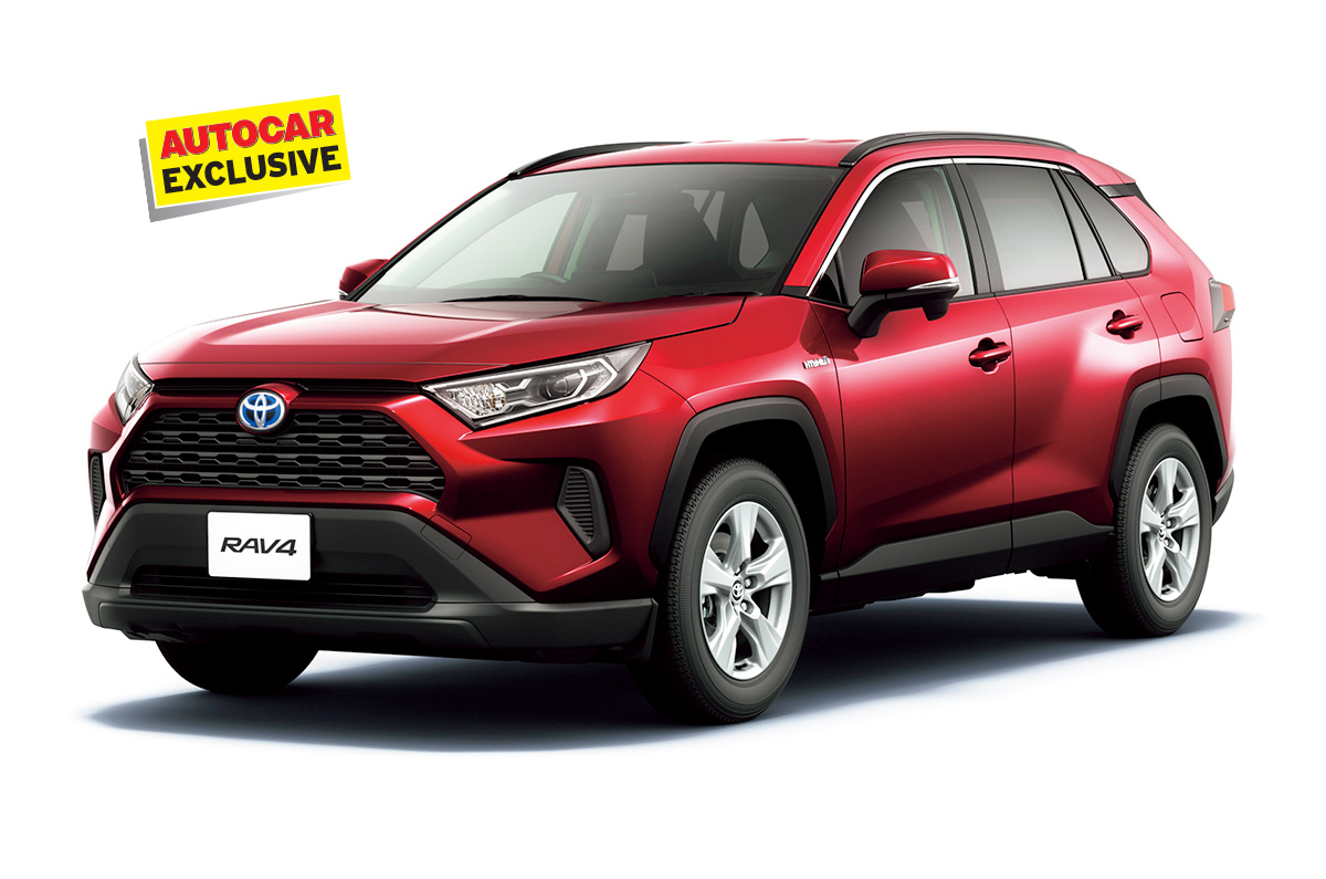 Toyota RAV4 SUV coming to India in 2021 - Autocar India