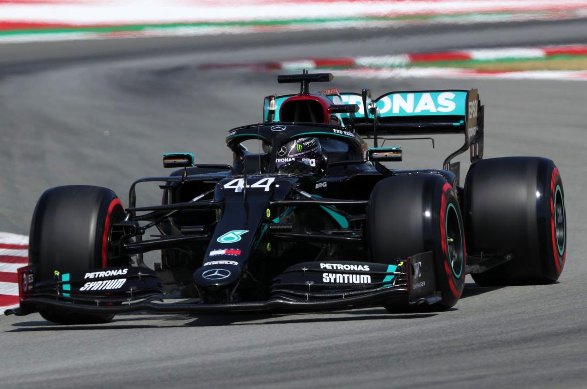 F1 2020: Hamilton cruises to Spanish GP win ...