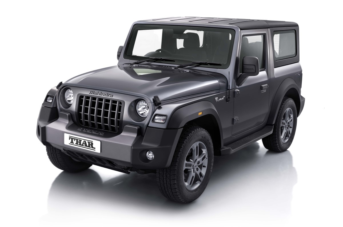 2020 Mahindra Thar Price Variants Features Engine Gearbox Options And More Autocar India