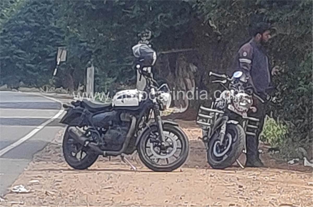 Everything We Know About The Royal Enfield Meteor New Classic And Other Upcoming Models Autocar India