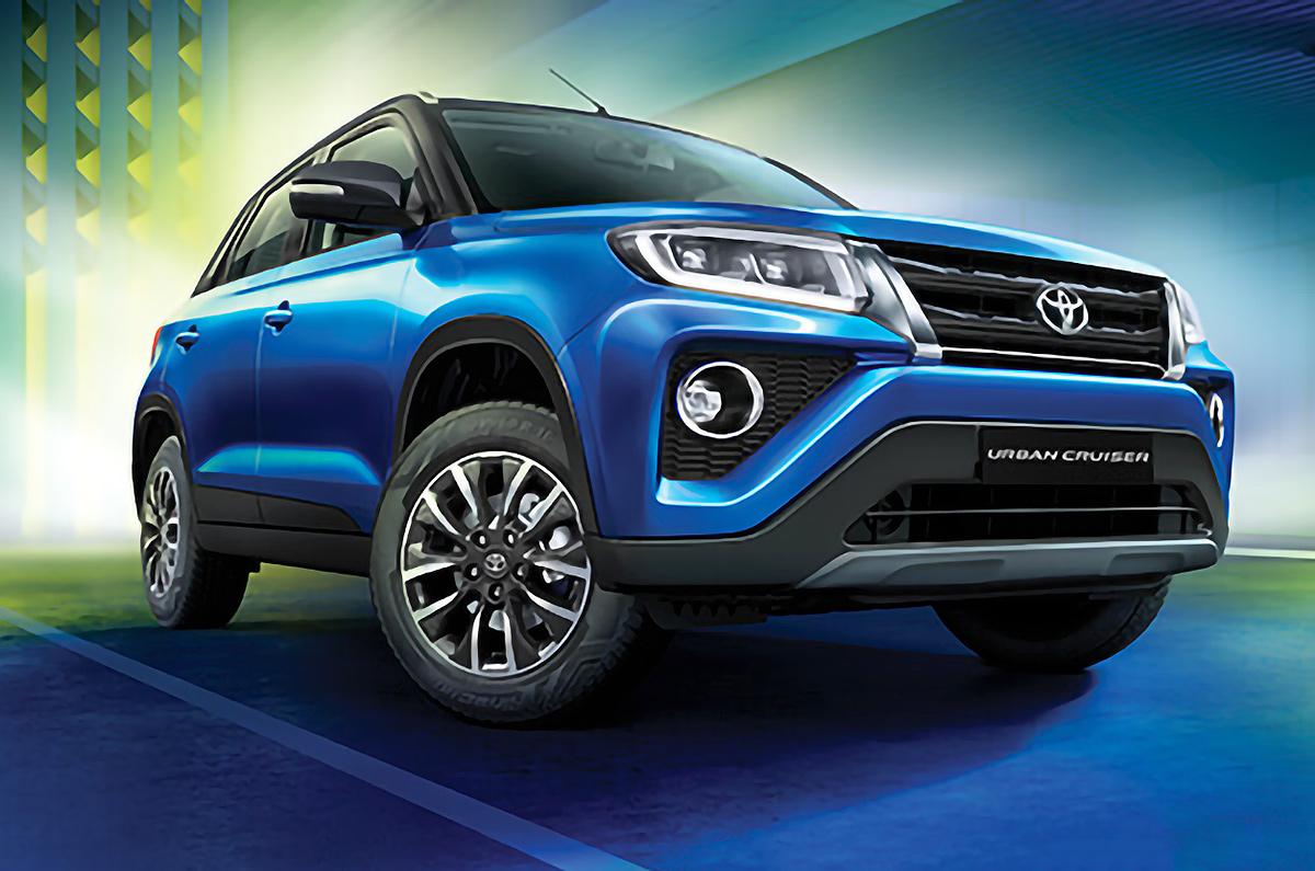 Toyota Urban Cruiser launch on September 23