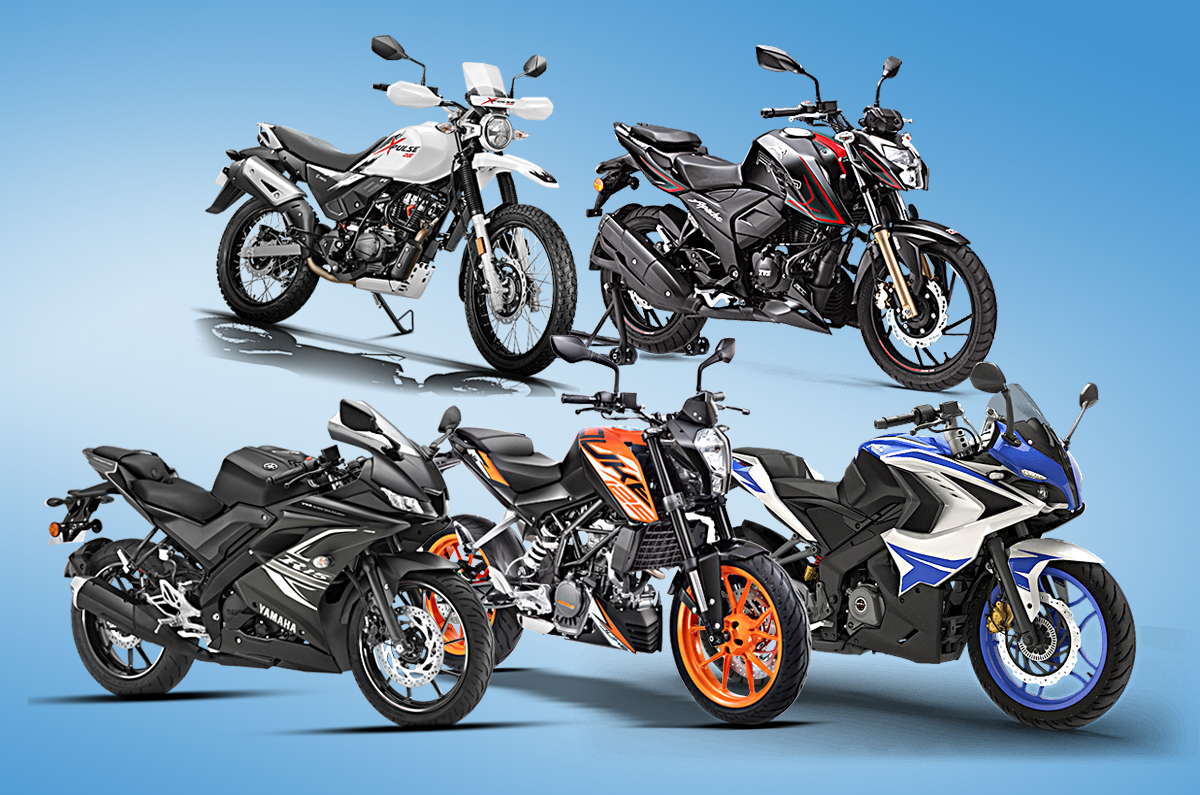 Best bikes in India: Top 5 under Rs 1.5 lakh - Autocar India
