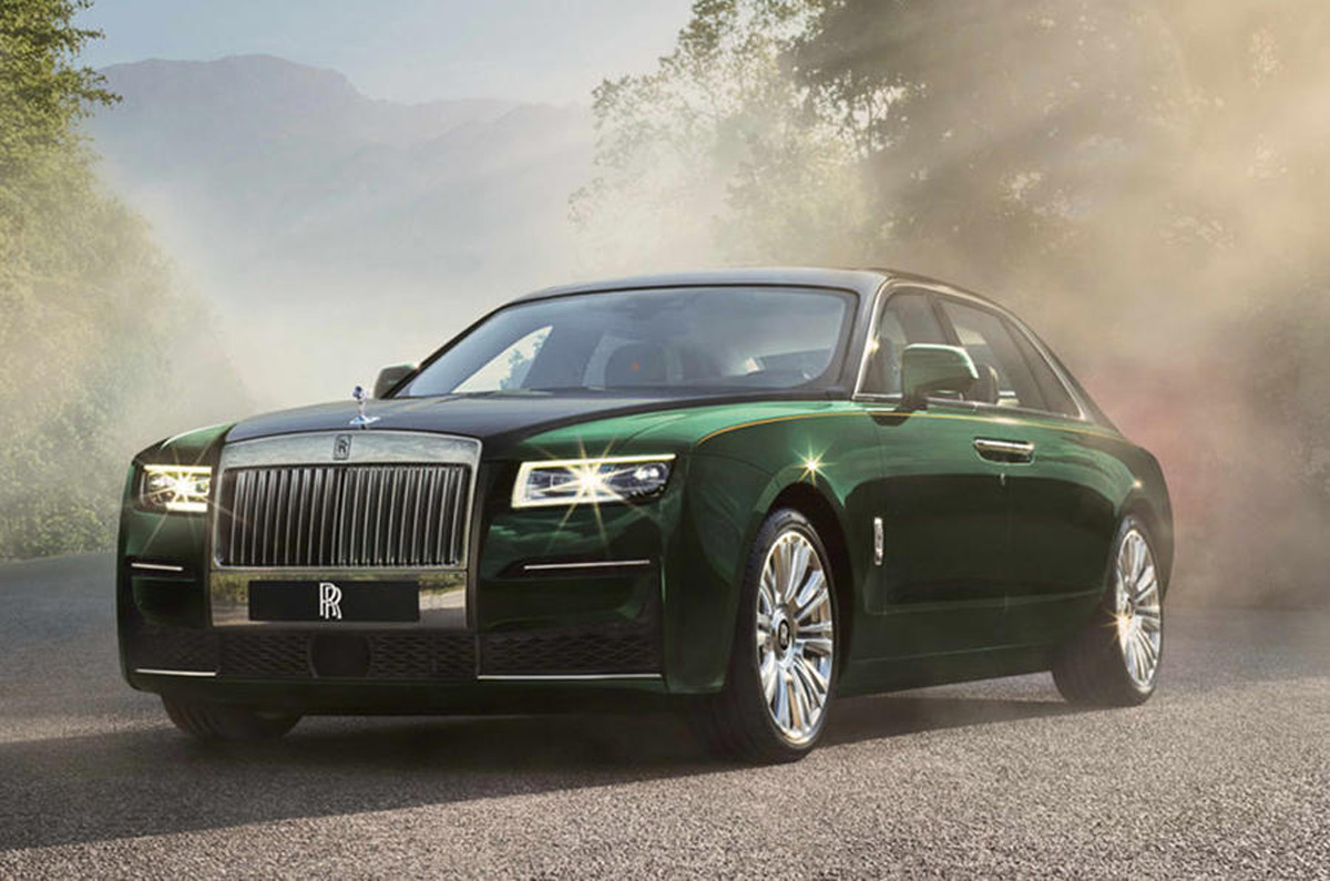 Rolls Royce Ghost Extended India Price Revealed Autocar India