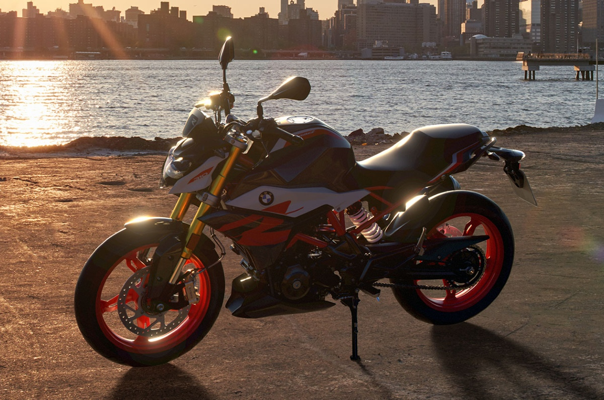 Bs6 Bmw G 310 R Launched Price Reduced Autocar India