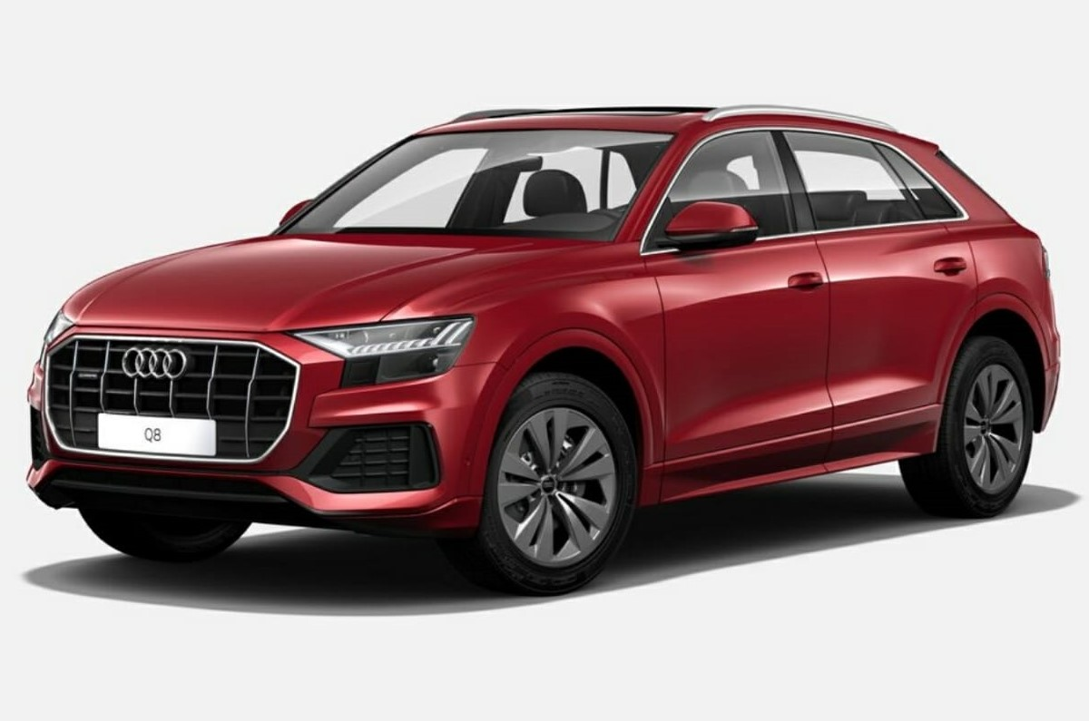 Audi Q8 Price In India Now Ranges Between Rs 98 98 Lakh And Rs 2 07 Crore Autocar India