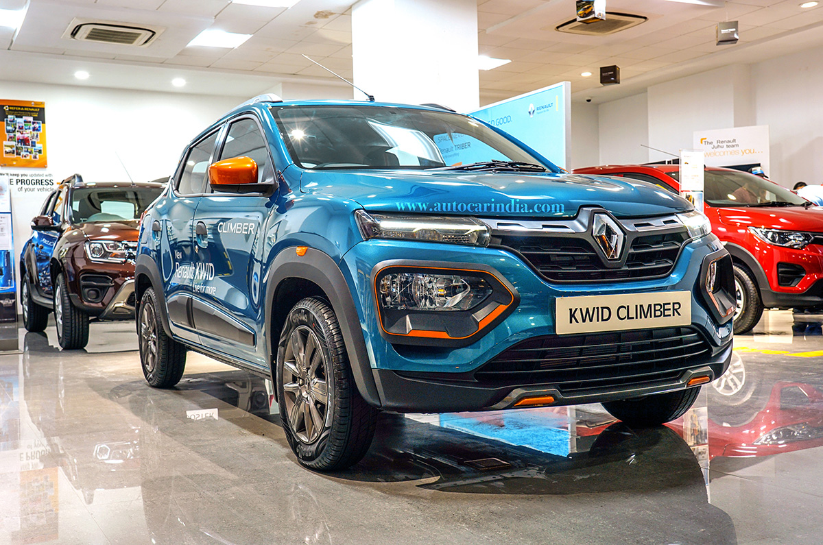 20201009051646 Renault showroom shot Renault Duster gets discounts of up to Rs 1 lakh