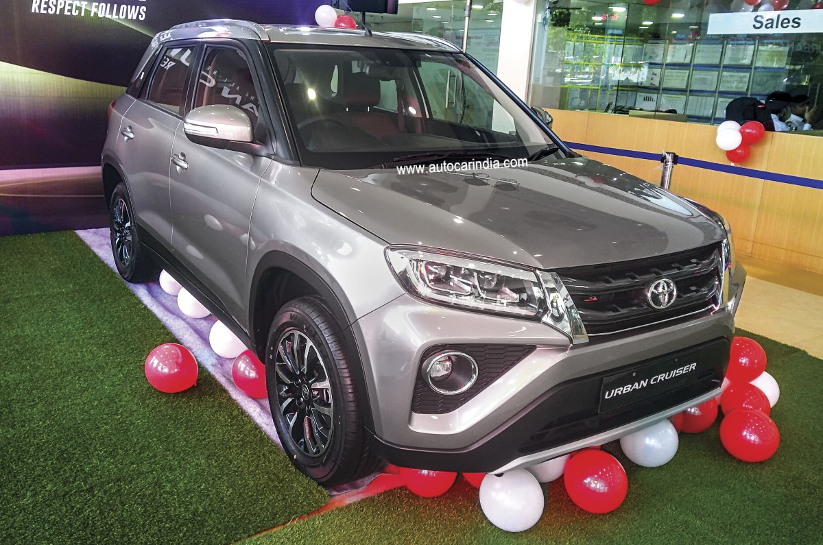 Toyota Urban Cruiser Deliveries By Dussehra 2020 Autocar India