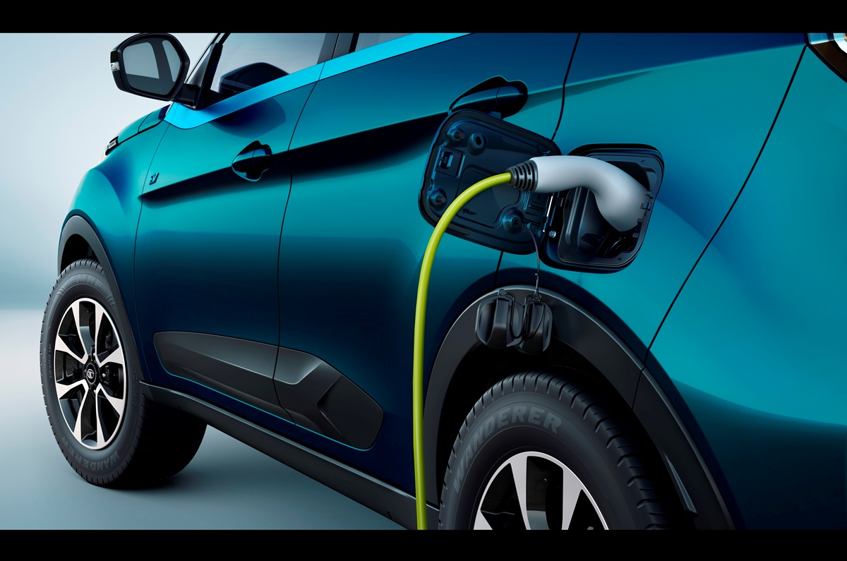 20201012050844 Tata Road tax on EVs waived off in Delhi