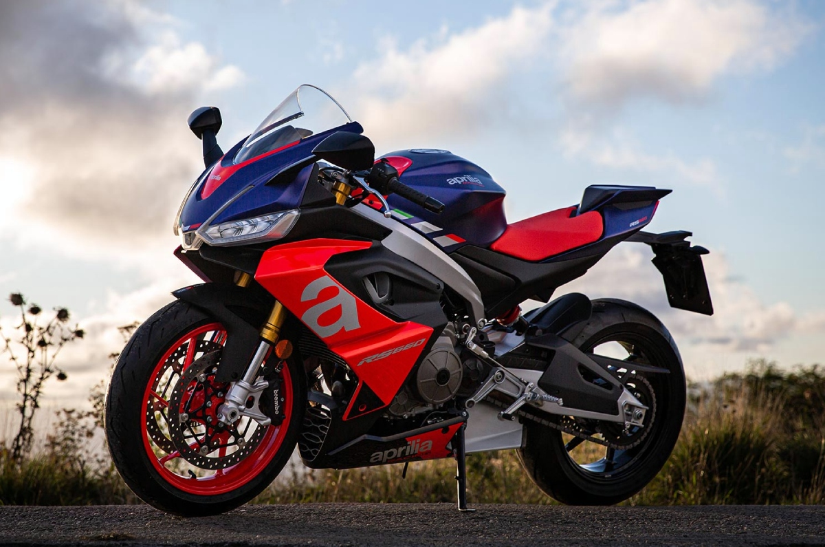 20201012053622 Aprilia RS 660 Aprilia RS660 launched in international markets