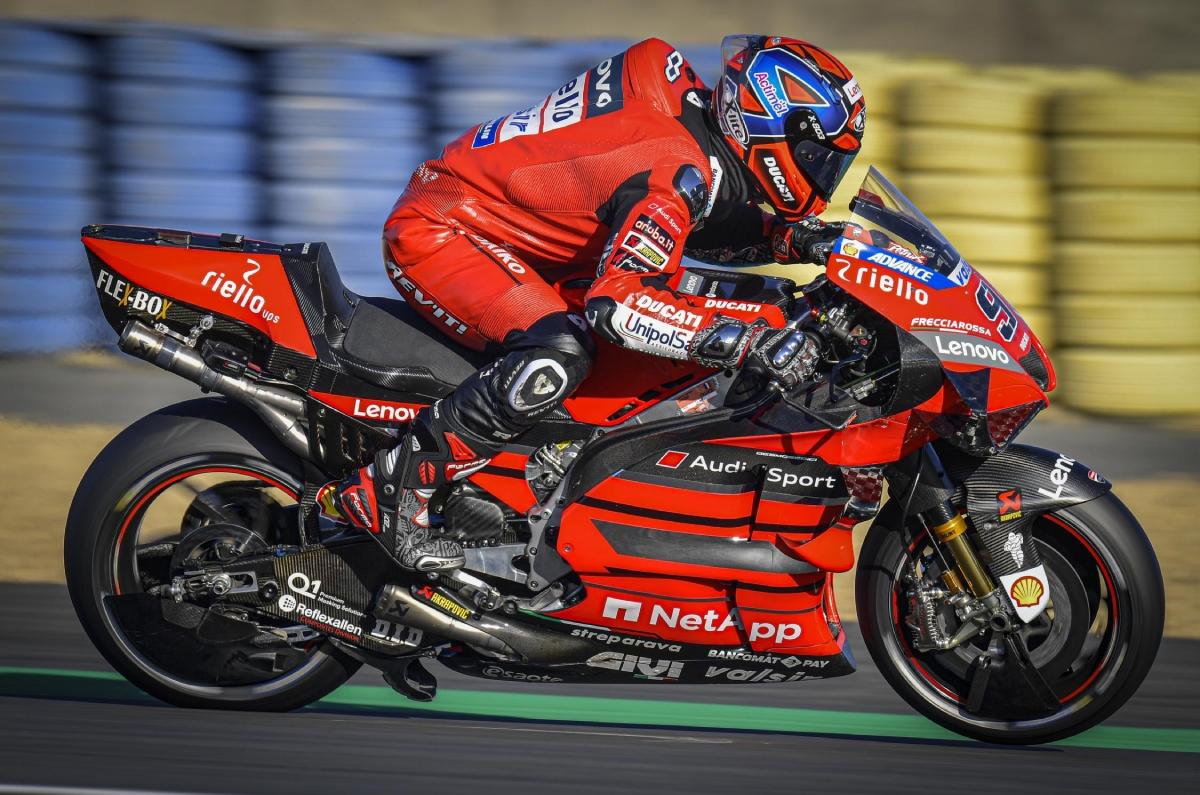 20201012065344 Danilo%20Petrucci MotoGP MotoGP: Petrucci wins French GP as Alex Marquez takes maiden podium