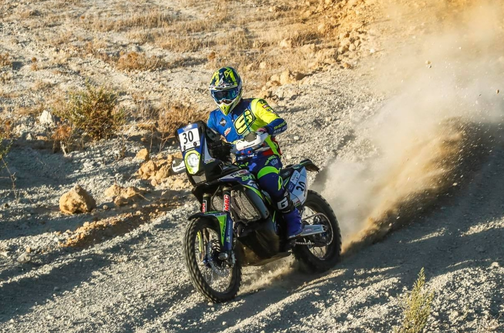 20201013034226 Harith Noah Andalucia Rally TVS score podium finish at Andalucia Rally