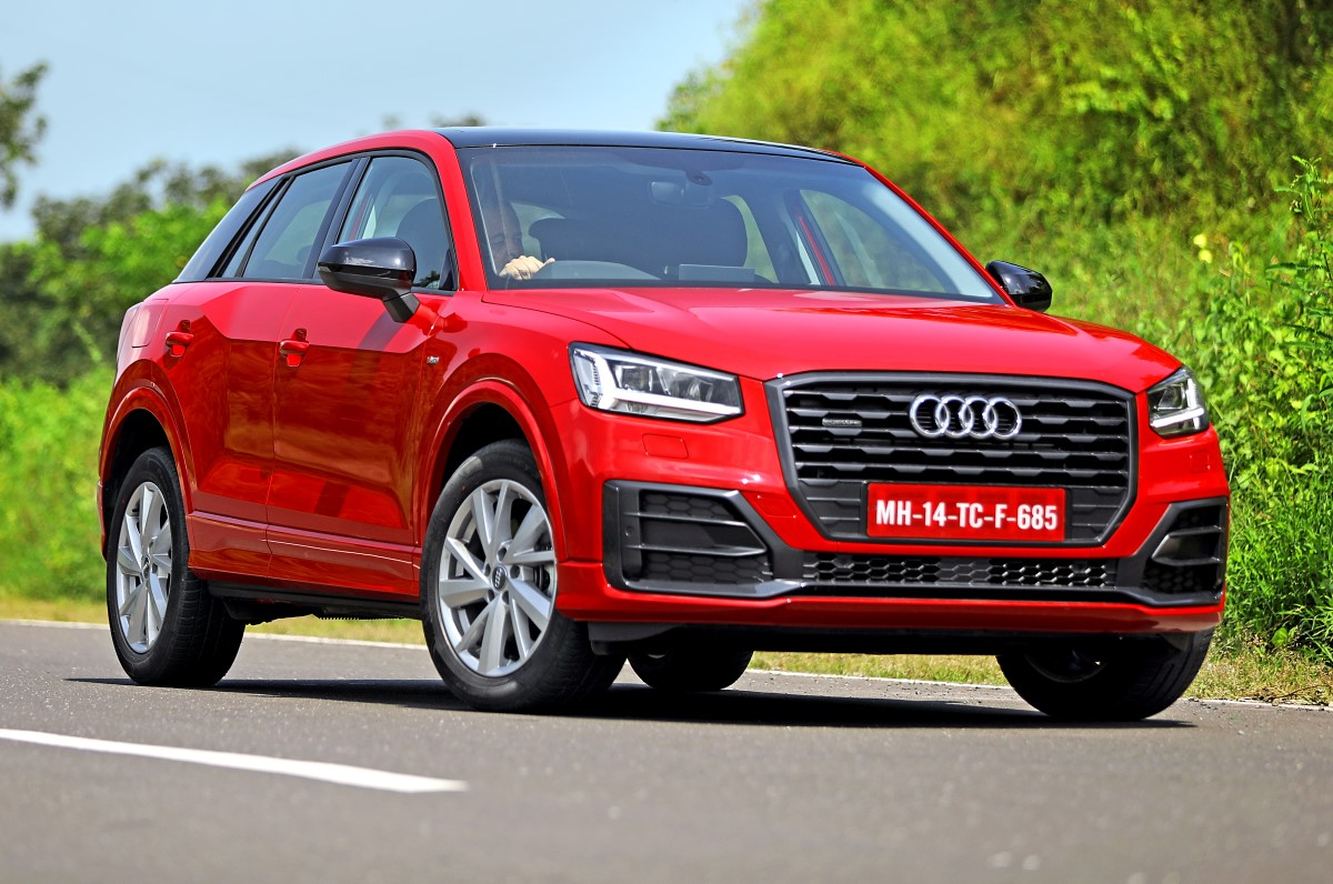 20201016113911 Audi Q2 India launch 2 Audi Q2 launched at Rs 34.99 lakh