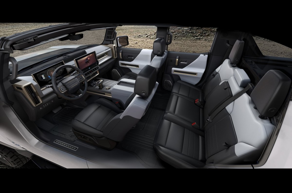 All Electric Gmc Hummer Ev Pick Up Revealed Enters Production In Late 2021 Autocar India