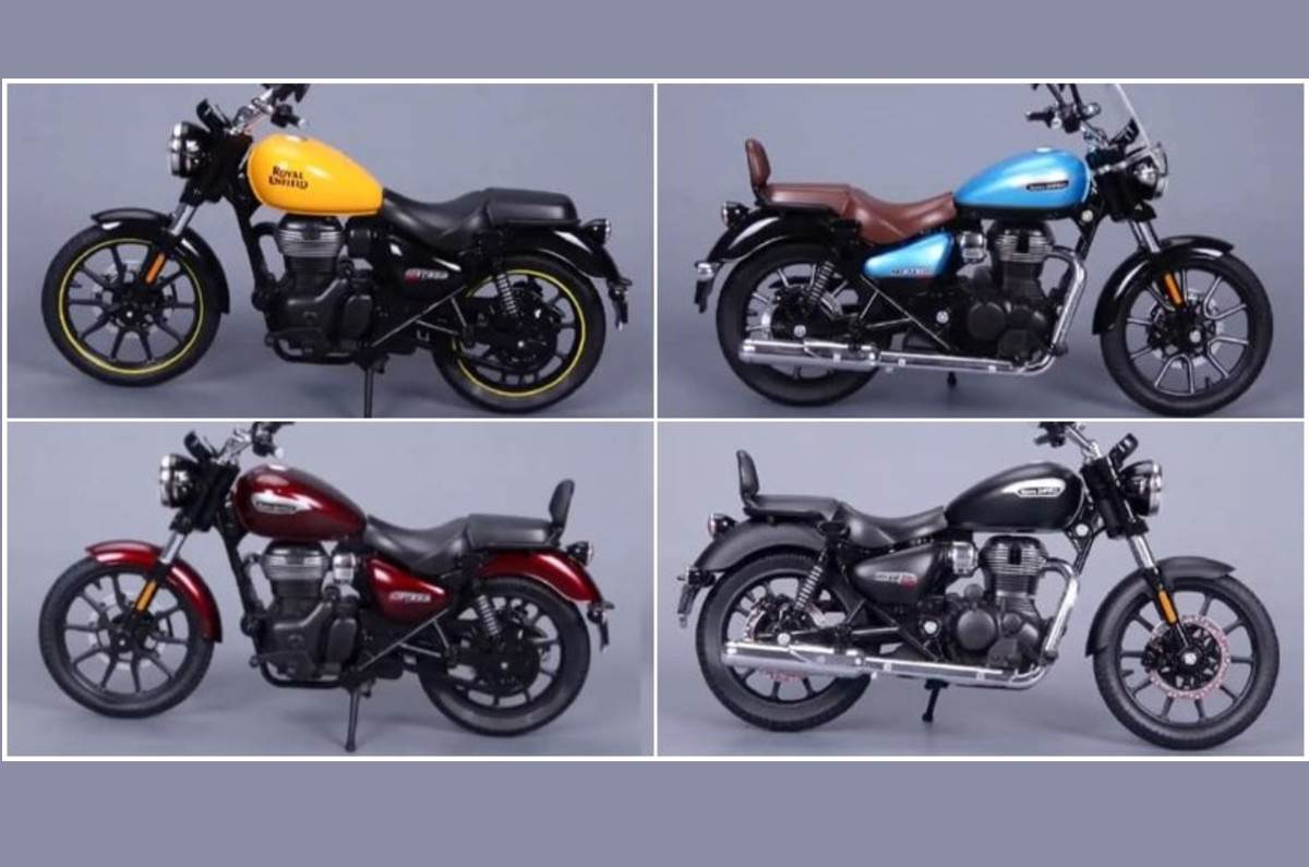 Upcoming Royal Enfield Meteor 350 Everything We Know So Far Beyond Creativity