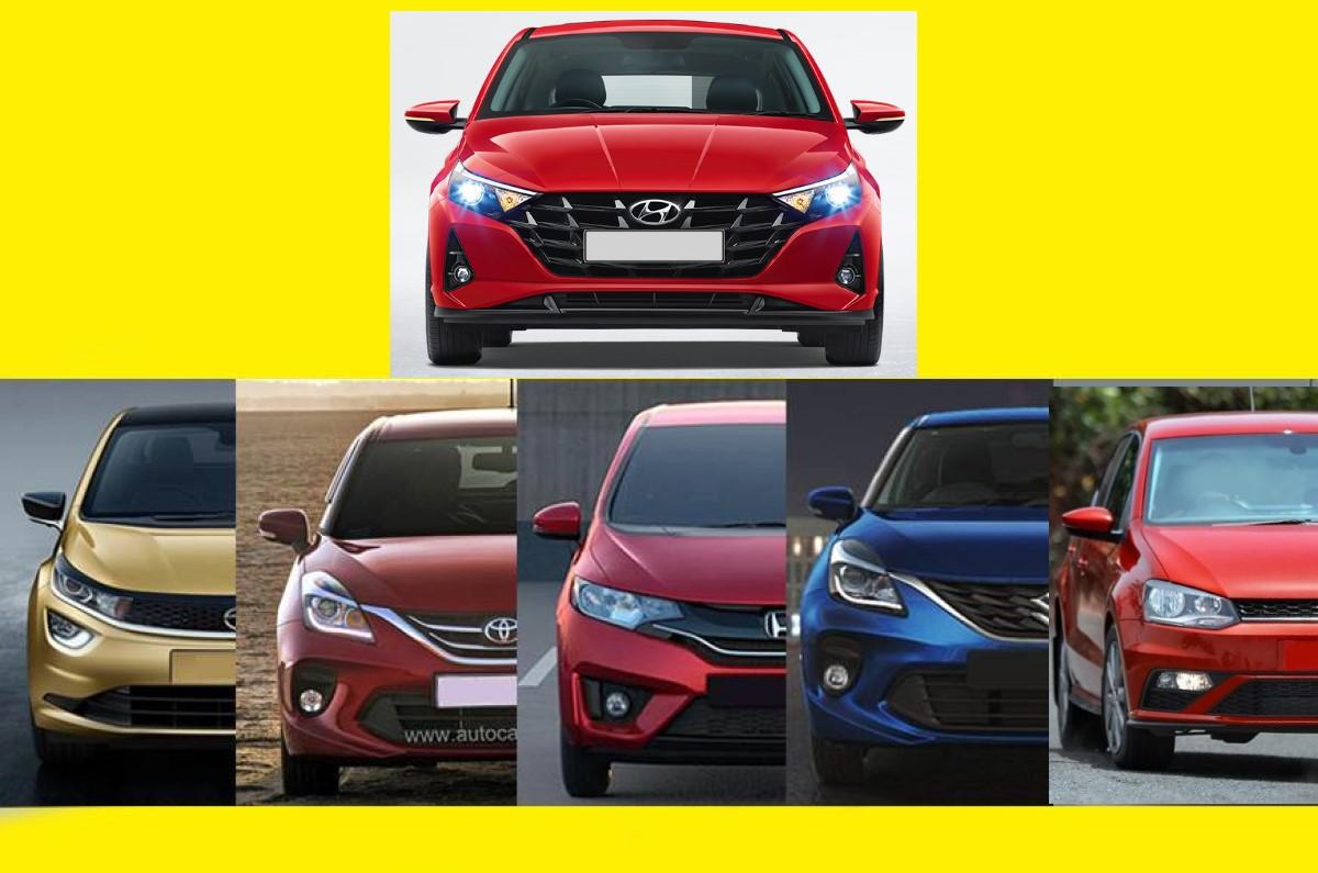 2020 Hyundai I20 Vs Rivals Price Comparison Pistonleaks