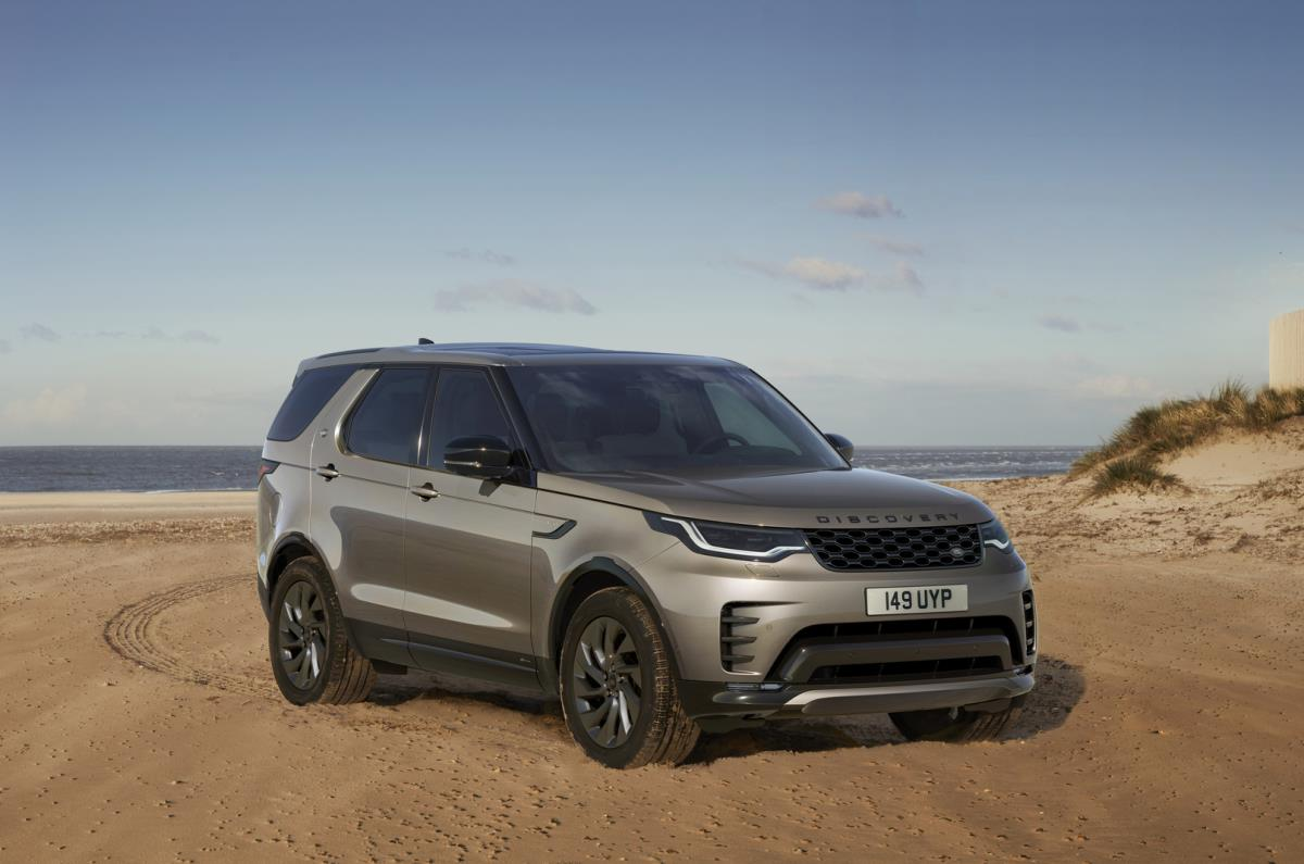 2021 Land Rover Discovery boosted with new tech, mild