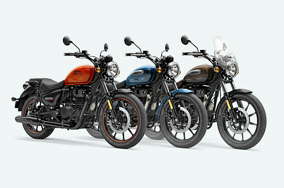 Royal Enfield Meteor 350 Variants And Price Explained Autocar India