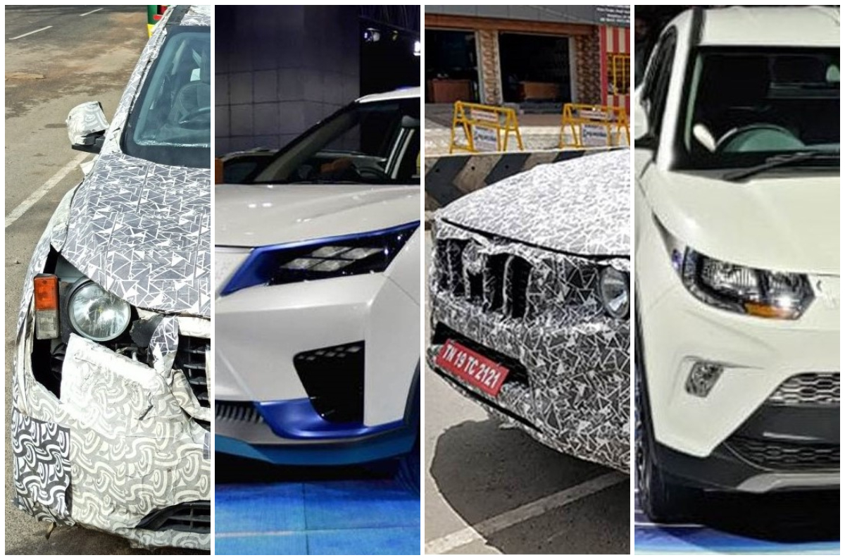 Mahindra to launch 6 new SUVs by end-2021 - Autocar India