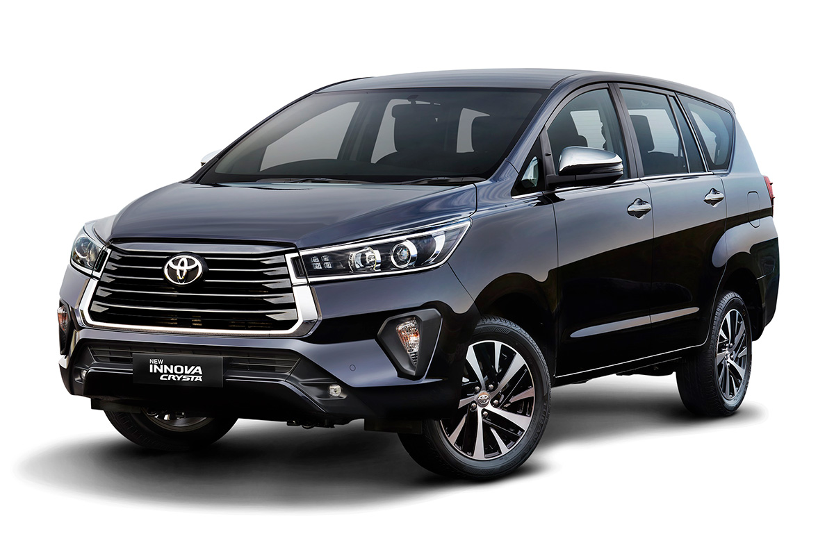 2021 Toyota Innova Crysta launched at Rs 16.26 lakh ...