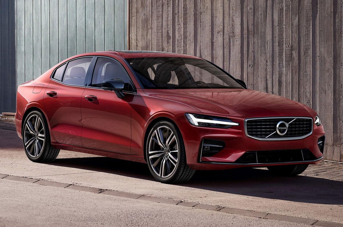 All New Volvo S60 To Launch In India In March 2021 Autocar India