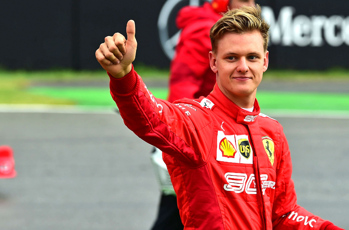 Schumacher Mick