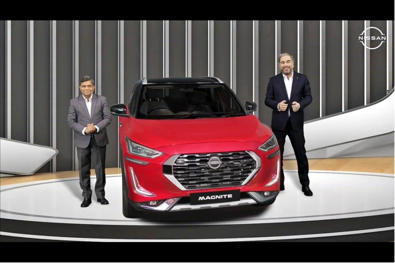 2020 Nissan Magnite Price Starts At Rs 4 99 Lakh Autocar India