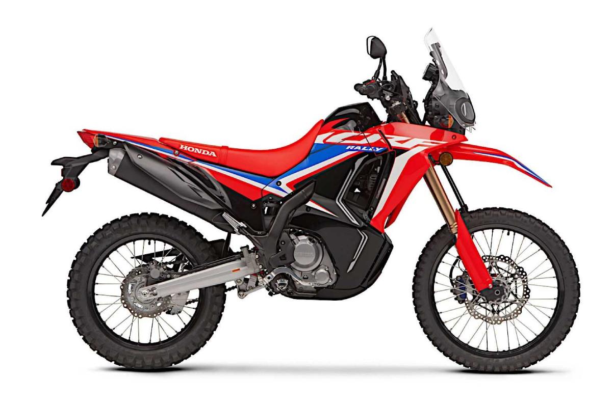 20201204055659 2021 honda crf300 rally Honda CRF300L, CRF300 Rally revealed