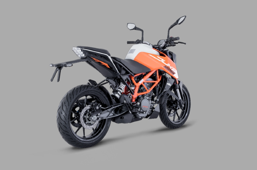 20201207034722 KTM 125 Duke launch 2 2021 KTM 125 Duke launched at Rs 1.5 lakh