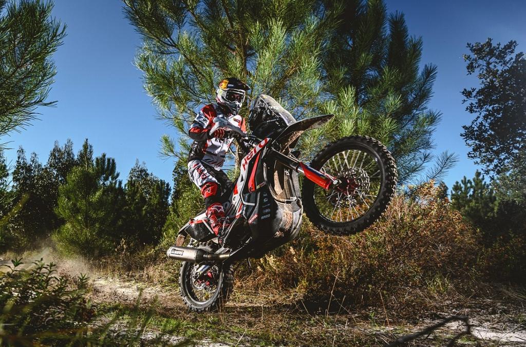 20201208054320 CS Santosh Hero MotoSport Hero MotoSports unveils 2021 Dakar Rally challenger