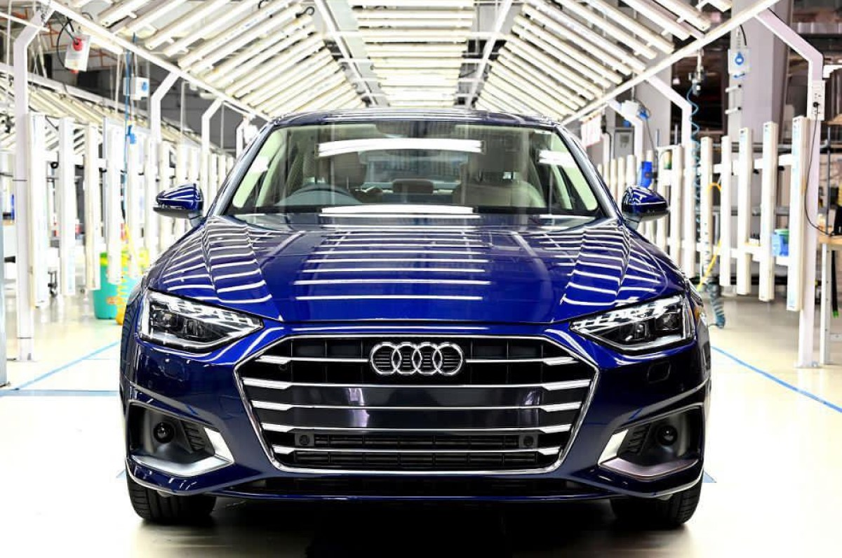 2021 Audi A4 facelift production commences before launch early next year - Autocar India