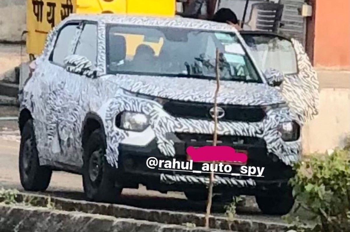 20201216115021 2021 Tata HBX Hornbill spied New Tata HBX spy photo shows final model's design