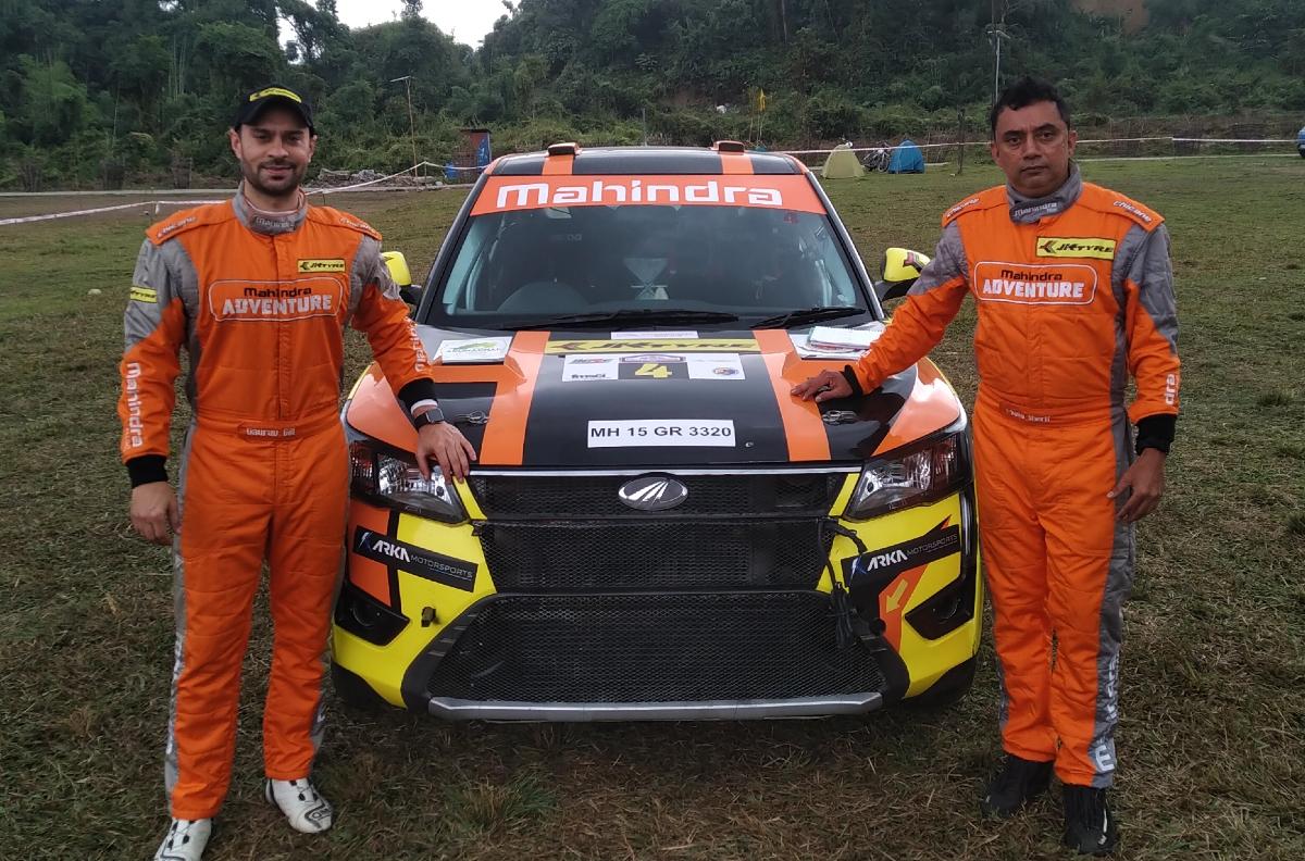 20201218114839 Gaurav Gill INRC Round 1 2020 INRC: Gaurav Gill wins Round 1, Rally of Arunachal