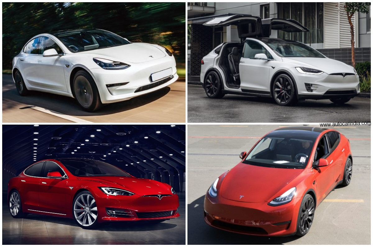 Tesla car and SUV lineup: A quick look - Autocar India