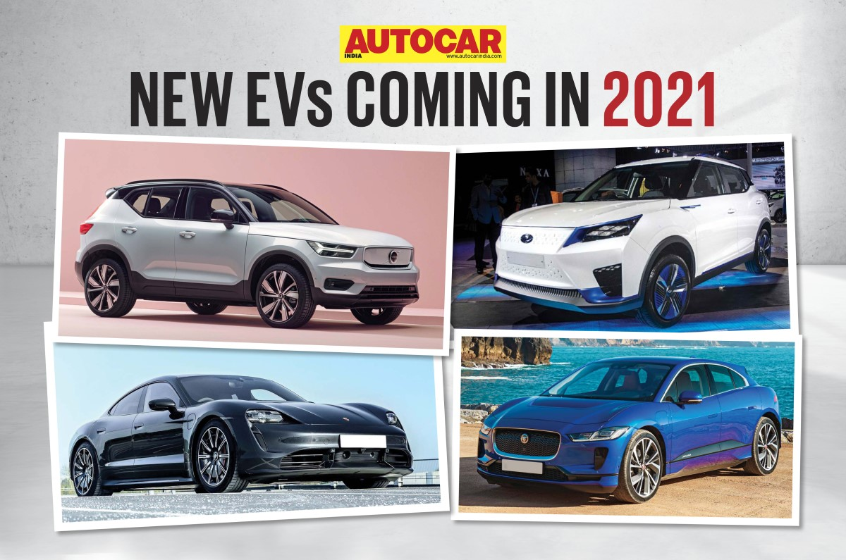 New Cars for 2021: EVs - Autocar India