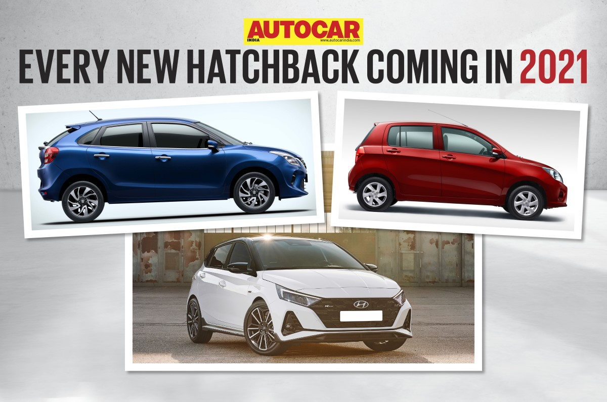New hatchback launches in 2021 - Autocar India
