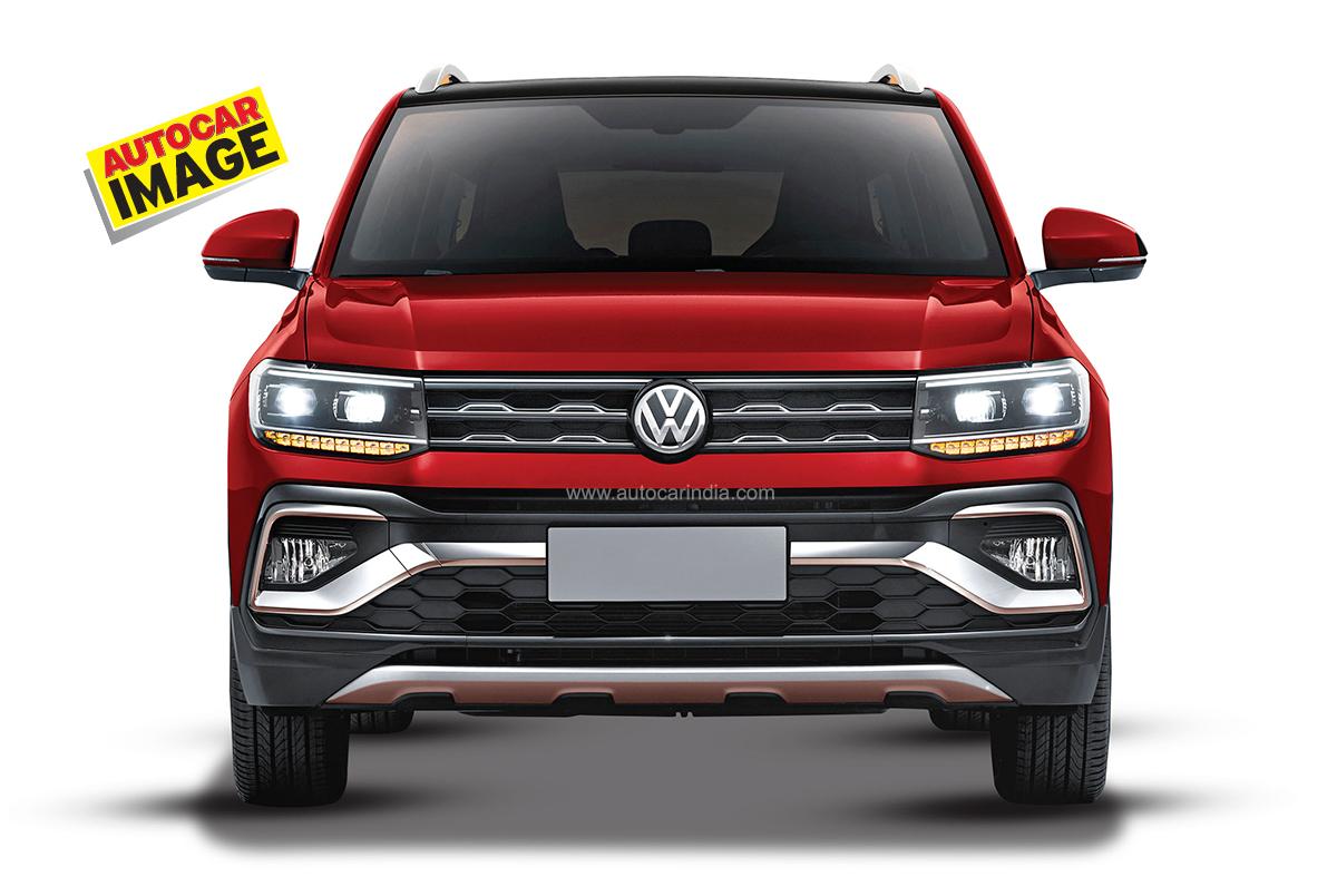 2021 Volkswagen Tiguan: A close look at the Hyundai Creta ...