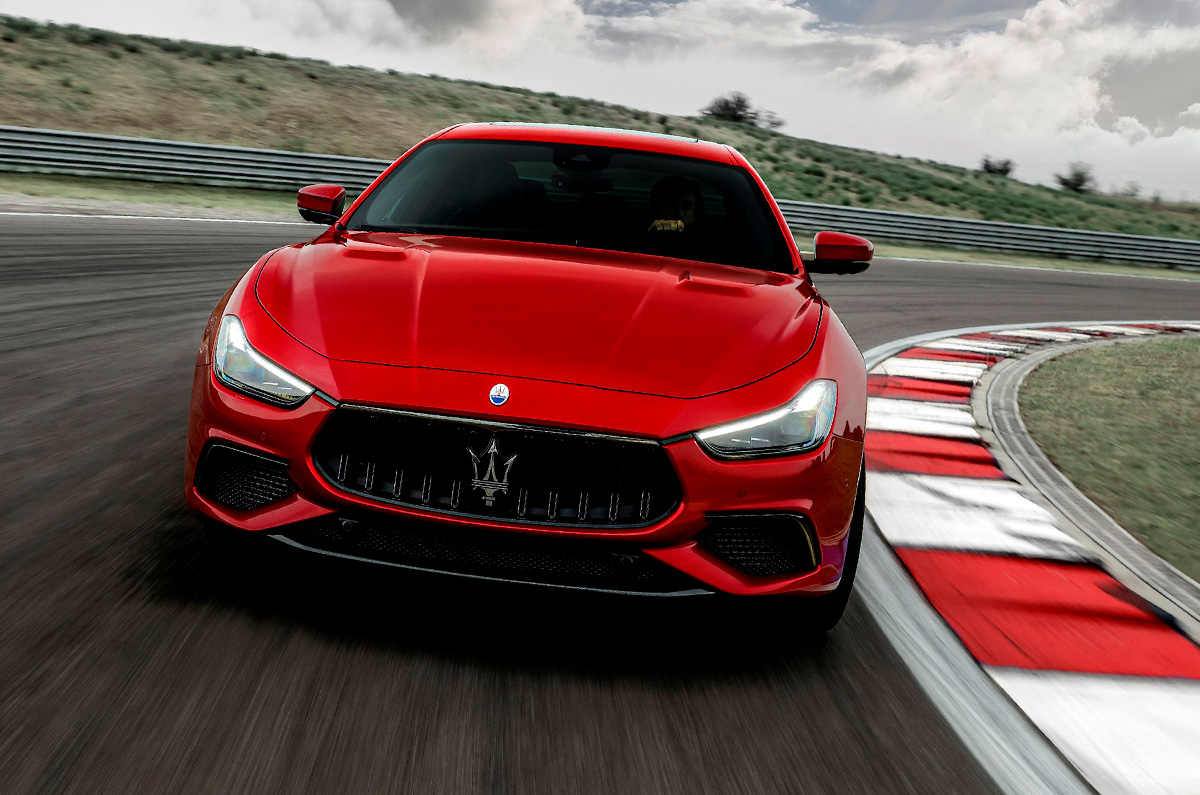 2021 Maserati Ghibli launched in India; priced from Rs 1 ...