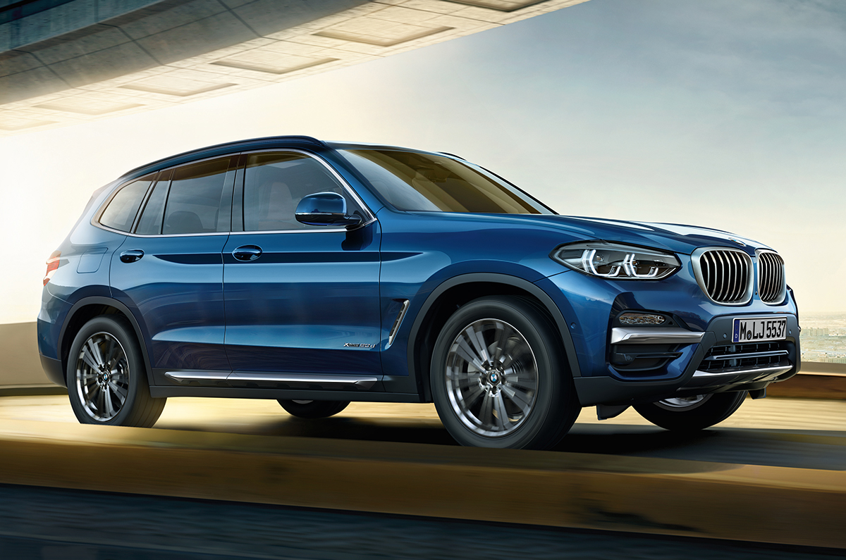 BMW X3 xDrive30i SportX released at Rs 56.50 lakh