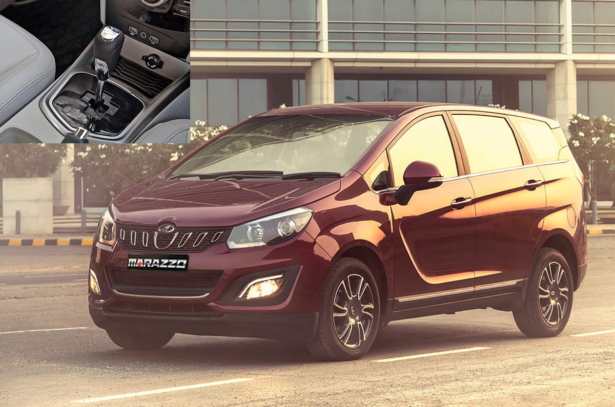 Mahindra Marazzo diesel AMT launch soon in India
