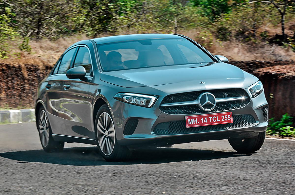 Mercedes-Benz A-class Limousine review, test drive, Autocar India