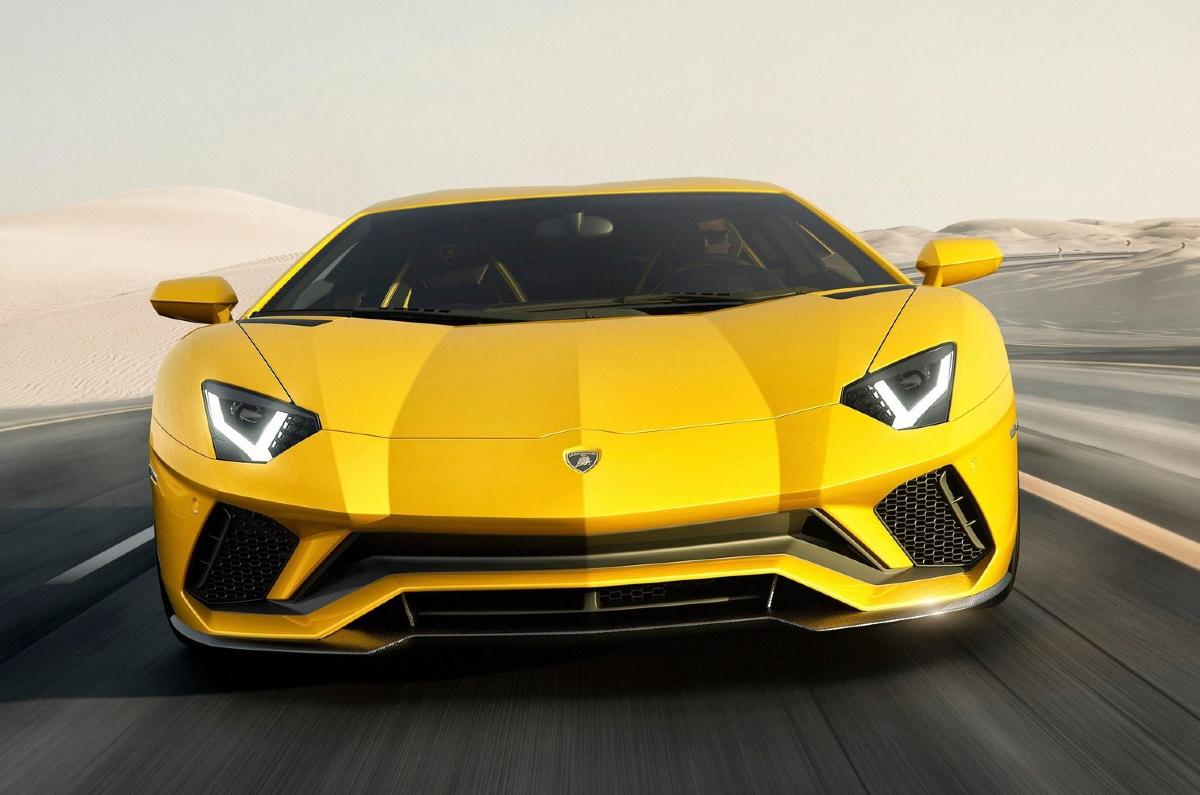 Lamborghini's Aventador successor to be powered by a V12-hybrid engine -  Autocar India