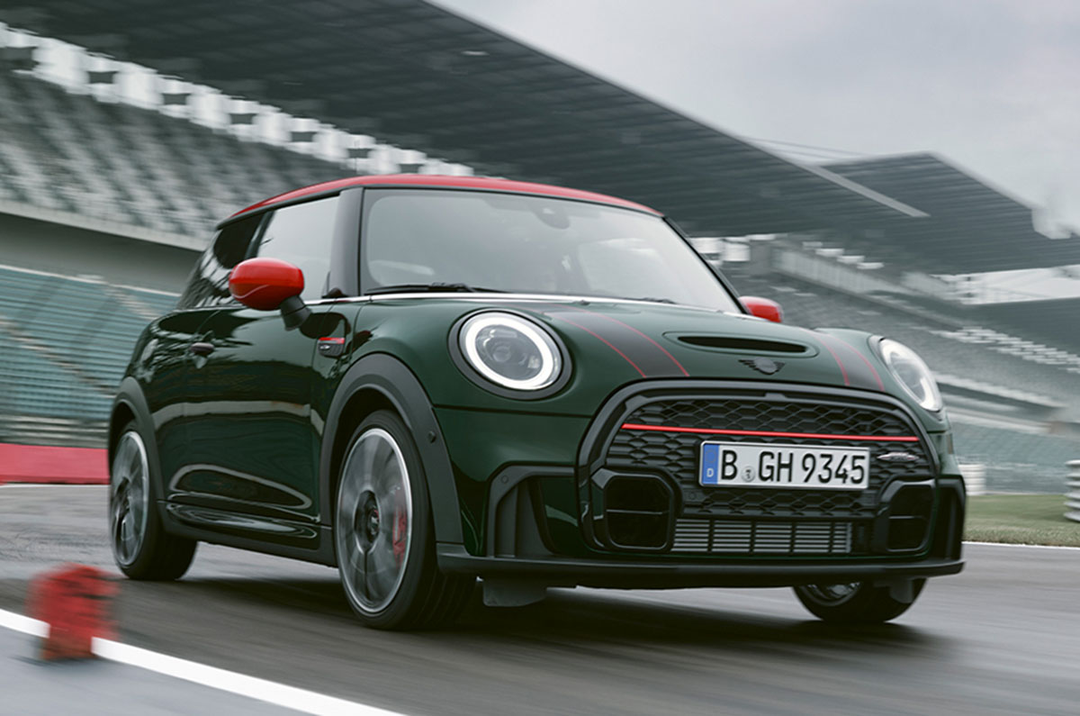 Facelifted Mini 3-Door, Convertible, John Cooper Works hatchback launched - Autocar India