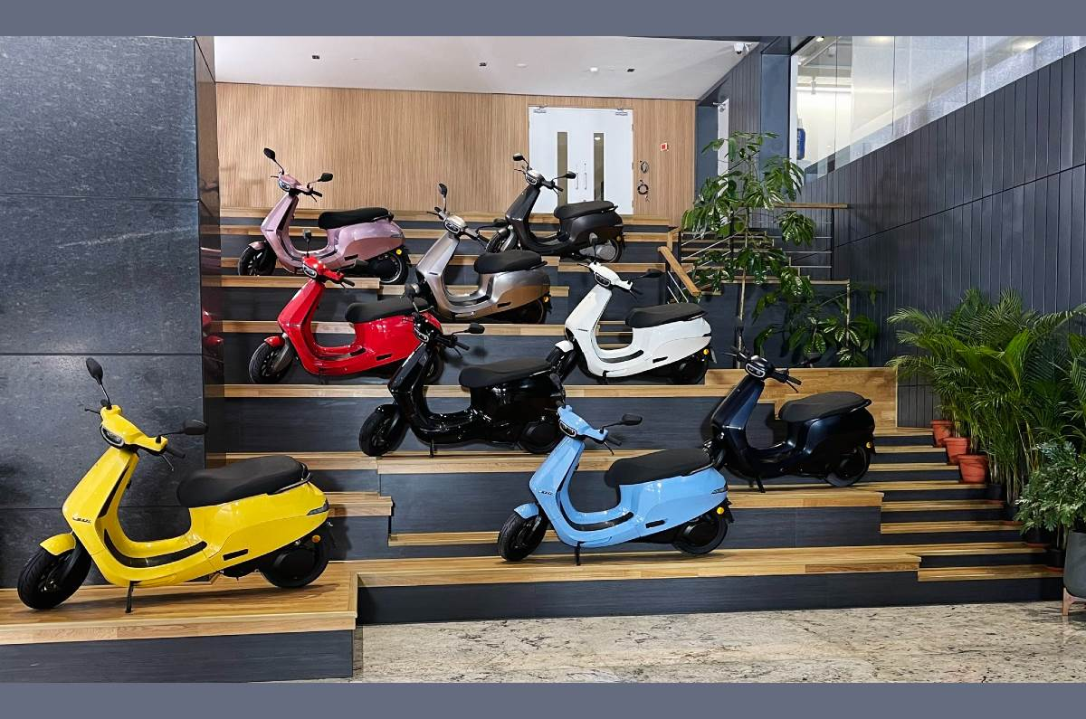Ola Electric scooter variants: What features do you get?