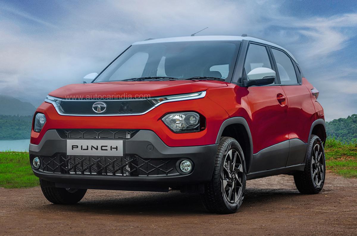 New Tata Punch micro SUV key details | Autocar India