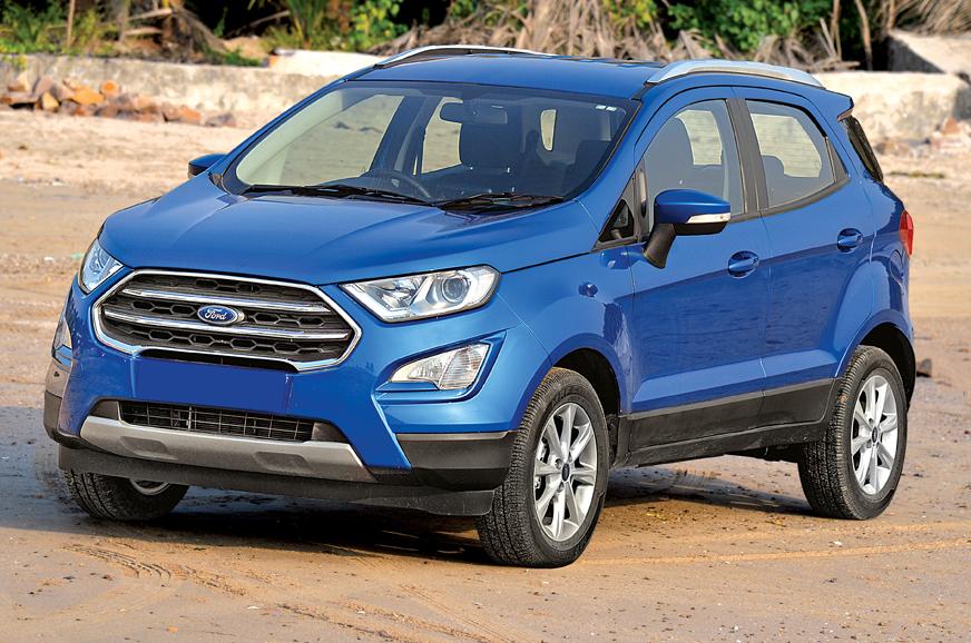 Choosing between a diesel Ford EcoSport and Honda City