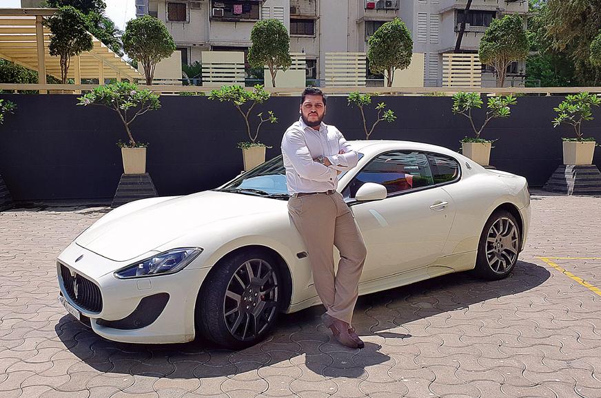 Me and My Cars: Shalin Sameer Koticha