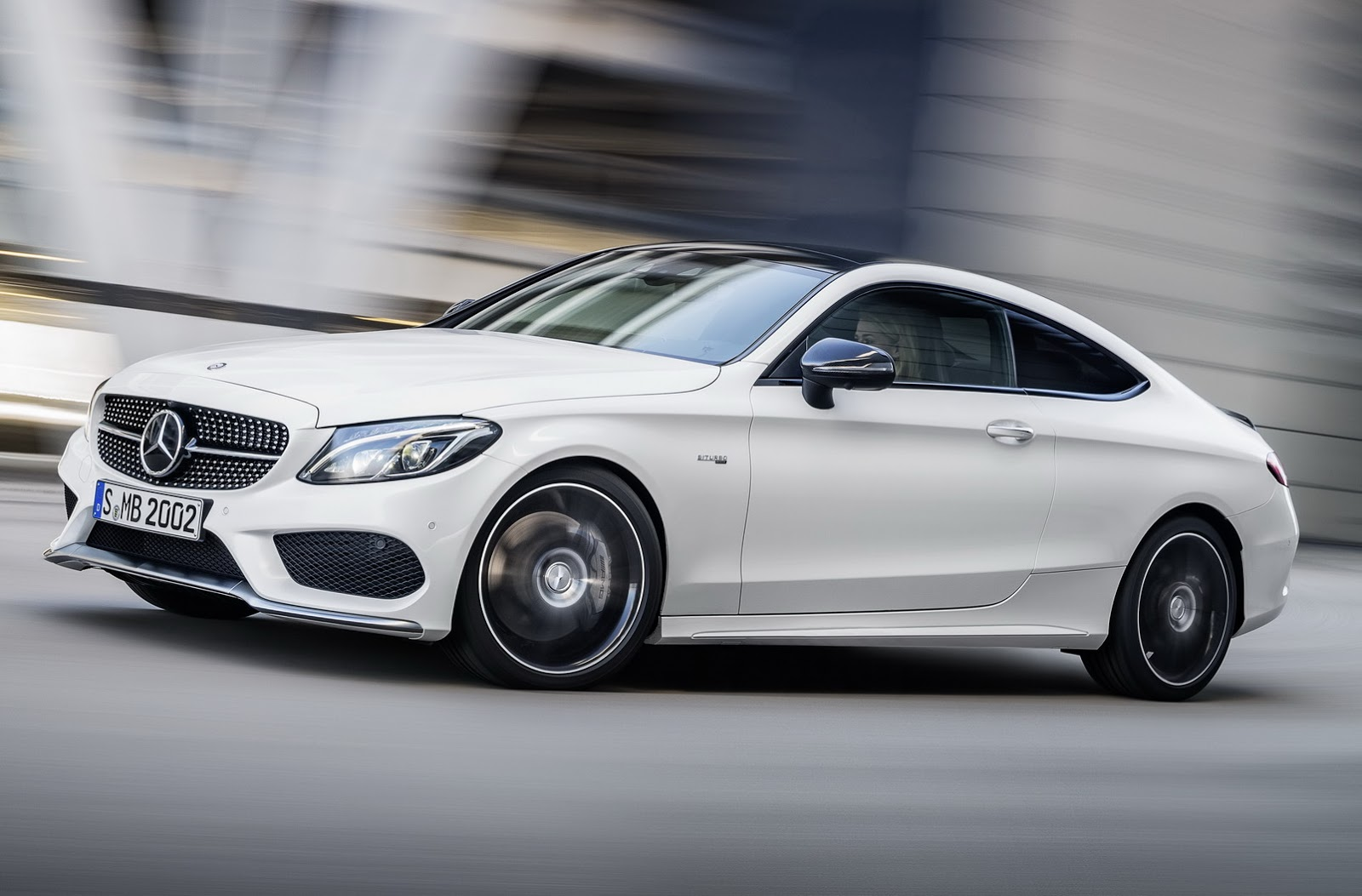 Mercedes Amg C43 Coupe Photo Gallery Autocar India