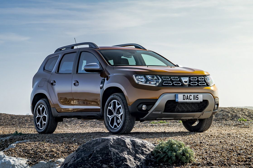 New 2018 Renault (Dacia) Duster Image Gallery