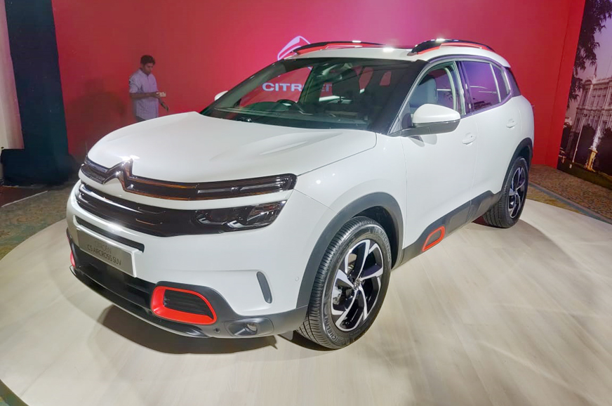 PhotoGallery: Citroen C5 Aircross image gallery